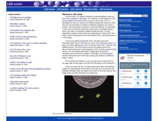 led.linear1.org screenshot