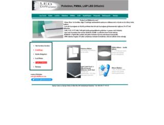leddiffuser.com screenshot