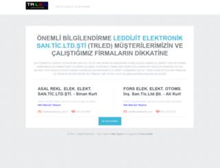 leddijit.com.tr screenshot