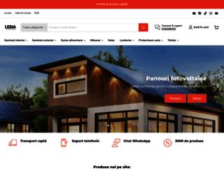 ledia.ro screenshot