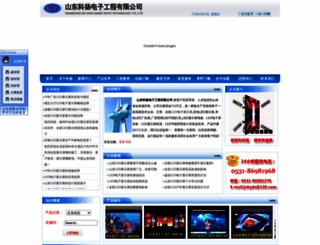 ledky.com screenshot