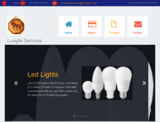 ledmanufacturers.co.in screenshot
