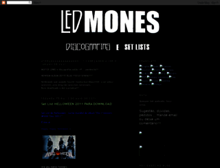 ledmones.blogspot.com screenshot