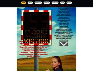 ledmovie.com screenshot