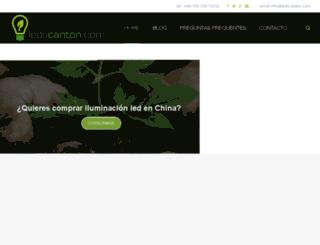 ledscanton.com screenshot