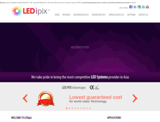 ledscreenz.com screenshot
