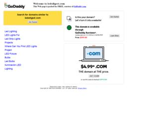 ledsdigest.com screenshot