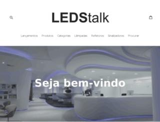 ledshop.net.br screenshot