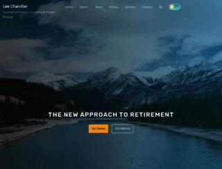 lee-chandlerenterprises.com screenshot