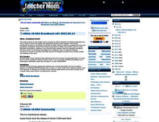 leechermods.com screenshot