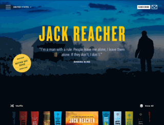 leechild.com screenshot