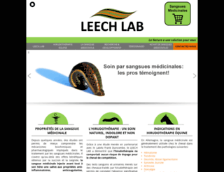 leechlab.com screenshot