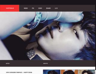 leehongbin.net screenshot