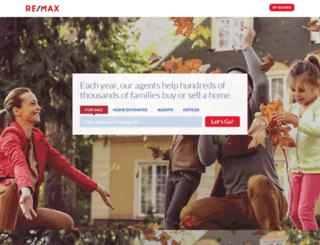leejohnson.remax-georgia.com screenshot