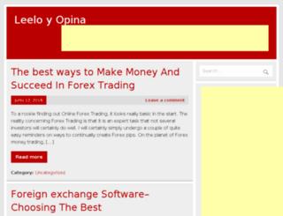 leeloyopina.info screenshot
