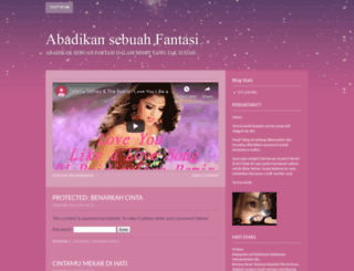 leenamaisarah.wordpress.com screenshot
