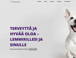 leenapiira.fi screenshot