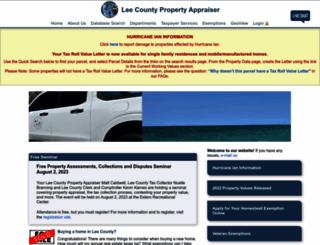 leepa.org screenshot