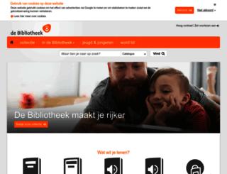 leesplein.nl screenshot