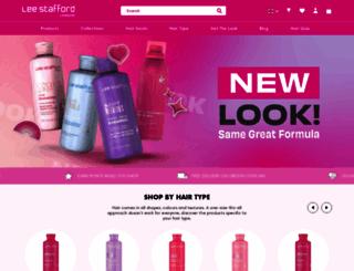 leestafford.com screenshot
