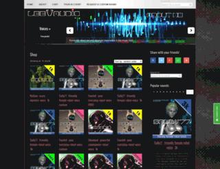 leevaudio.com screenshot