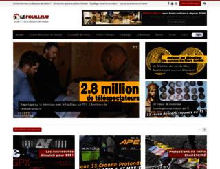 lefouilleur.com screenshot