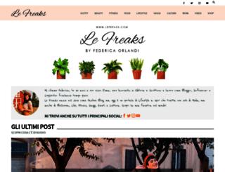 lefreaks.com screenshot