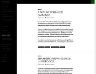 lefrogsblog.wordpress.com screenshot