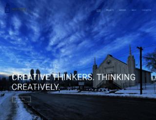 lefthandarch.com screenshot