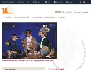 leg2.u-bourgogne.fr screenshot