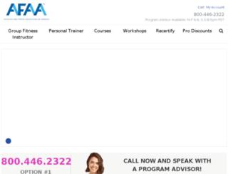 legacy.e-afaa.com screenshot