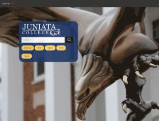 legacy.juniata.edu screenshot