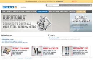 legacy.secotools.com screenshot