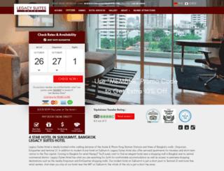 legacybangkok.com screenshot