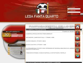 legafantaquarto.altervista.org screenshot