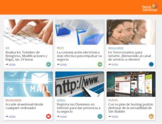 legal.terra.com.mx screenshot
