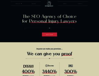 legalinkmagazine.com screenshot