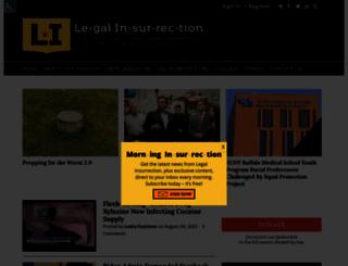legalinsurrection.com screenshot