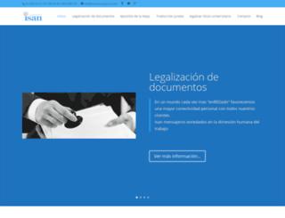 legalizacionesmae.info screenshot