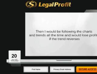 legalprofit.net screenshot