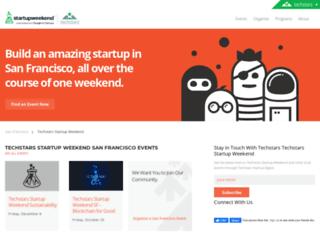 legalsf.startupweekend.org screenshot