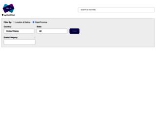 legalshieldcalendar.com screenshot