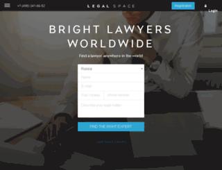 legalspace.world screenshot