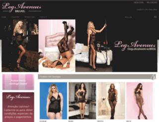 legavenuebrasil.com.br screenshot