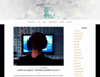 legeekmoderne.net screenshot