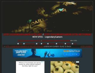 legendarygunz.coolbb.net screenshot