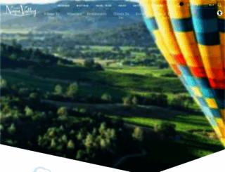 legendarynapavalley.com screenshot