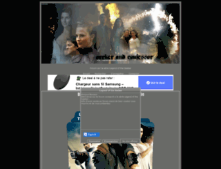 legendoftheseeker.forumactif.com screenshot