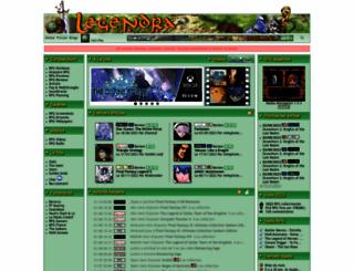 legendra.com screenshot