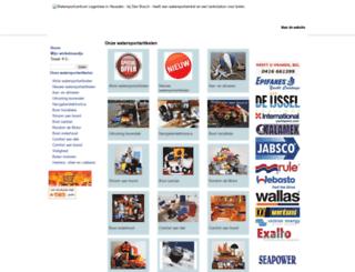 legerstee-webshop.nl screenshot